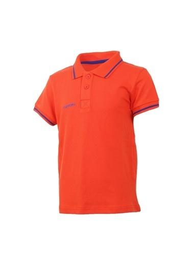 Tryon Tryon Çocuk Polo T-Shirt Beta Jr Kırmızı